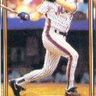 1992 Topps #533 Mackey Sasser