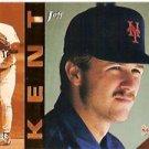 1994 Select 85 Jeff Kent