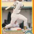 1990 Score Rookie/Traded 51T Willie Randolph