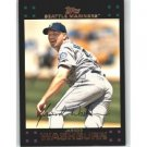 2007 Topps #498 Jarrod Washburn - Seattle Mariners (Baseball Cards)