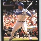 2007 Topps #371 Kenny Lofton - Texas Rangers (Baseball Cards)