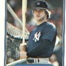 1982 Fleer 55 Dennis Werth
