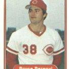 1982 Fleer 58 Bruce Berenyi