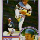 1983 Topps 693 Sparky Lyle