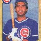 1987 Topps 732 Manny Trillo