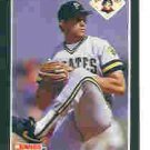1989 Donruss 126 Brian Fisher