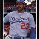 1989 Donruss 132 Kirk Gibson UER/(Wrong birthdate)