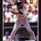 1989 Donruss 387 Junior Ortiz