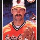 1989 Donruss 406 Rick Schu