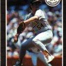 1989 Donruss 564 Todd Burns DP