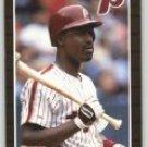 1989 Donruss 624 Ricky Jordan DP RC
