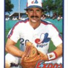 1989 Topps 23 Mike Fitzgerald