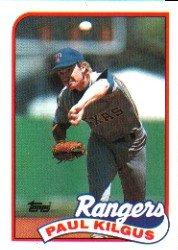 1989 Topps 276 Paul Kilgus