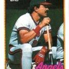 1989 Topps 332 Tony Armas