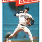 1989 Topps 5 Orel Hershiser RB/Pitches 59/Scoreless Innings