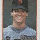 1989 Topps 601 Dave Dravecky