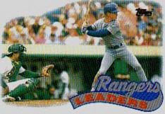 1989 Topps 729 Steve Buechele TL