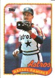 1989 Topps 749 Rafael Ramirez