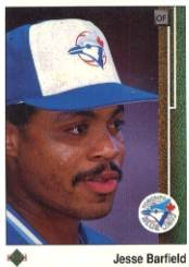 1989 Upper Deck 149 Jesse Barfield