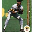 1989 Upper Deck 90 Rafael Belliard UER/(Born '61, not '51)
