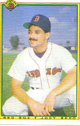 1990 Bowman 272 Jody Reed