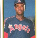 1990 Bowman 302 Johnny Ray