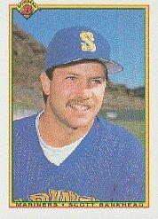 1990 Bowman 466 Scott Bankhead
