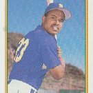 1990 Bowman 482 Greg Briley