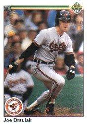 1990 Upper Deck 270 Joe Orsulak