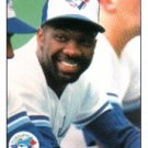 1990 Upper Deck 481 Mookie Wilson