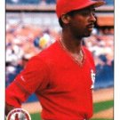 1990 Upper Deck 505 Willie McGee