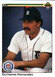 1990 Upper Deck 518 Guillermo Hernandez