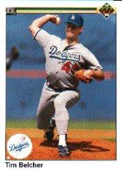 1990 Upper Deck 547 Tim Belcher