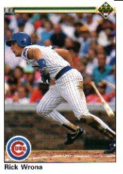 1990 Upper Deck 582 Rick Wrona