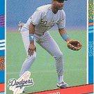1991 Donruss 168 Mike Sharperson