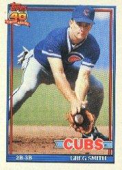 1991 Topps 560 Greg Smith