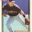 1991 Topps 722 Wally Backman