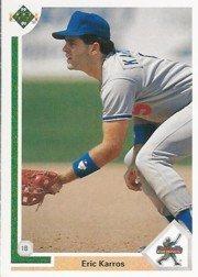 1991 Upper Deck 24 Eric Karros RC