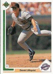 1991 Upper Deck 251 Derek Lilliquist