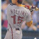 1991 Upper Deck 518 Dave Hollins