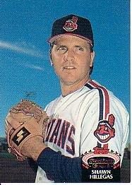 1992 Stadium Club 76 Shawn Hillegas