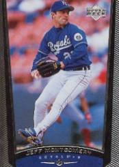 1999 Upper Deck 116 Jeff Montgomery