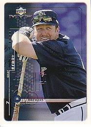1999 Upper Deck MVP 110 Sean Berry