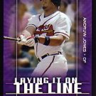 2003 Upper Deck Victory 150 Andruw Jones LL