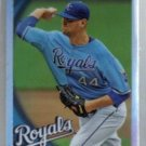 2010 Topps Chrome 97 Luke Hochevar