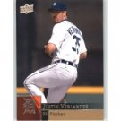 2009 Upper Deck 634 Justin Verlander