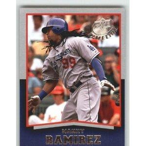 2008 Upper Deck Timeline 31 Manny Ramirez