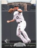 2008 Upper Deck Timeline 193 Jeff Baker 95 STP
