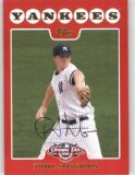 2008 Topps Opening Day 70 Phil Hughes