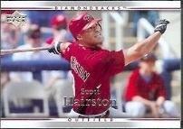 2007 Upper Deck 536 Scott Hairston